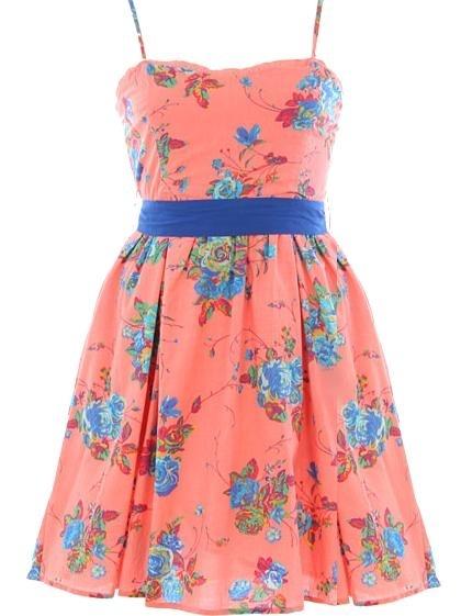 Summer Medley Dress