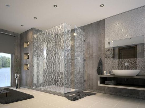 Luxurious Showers : Rooms : Home & Garden Television