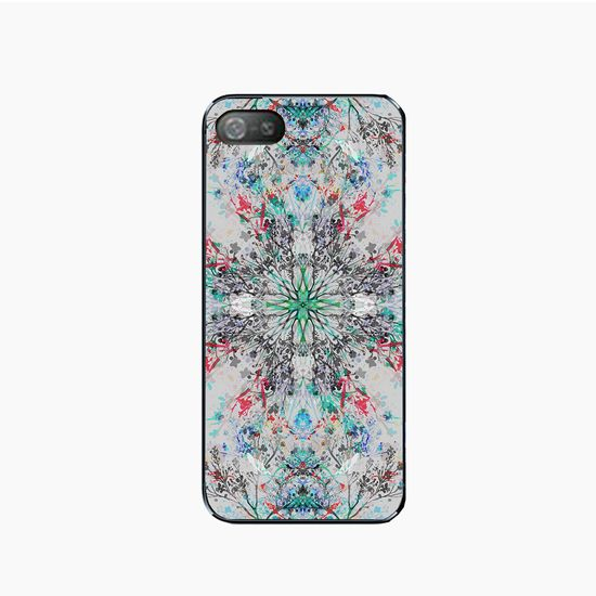 Blossom Silver iPhone Cover www.charlottehudd...