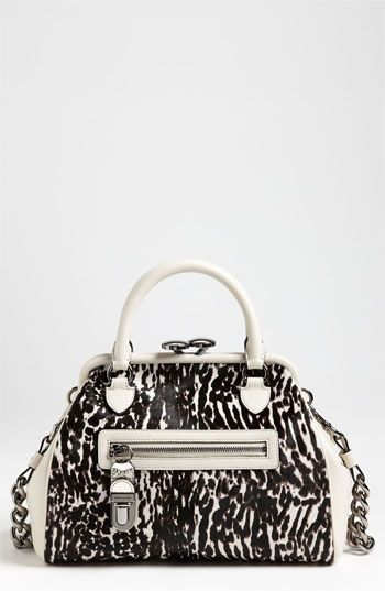MARC JACOBS 'Safari - Mini Stam' Satchel