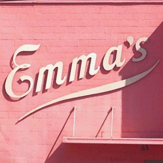 #emma's #signage
