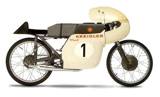 1963 Kreidler Renn Florett