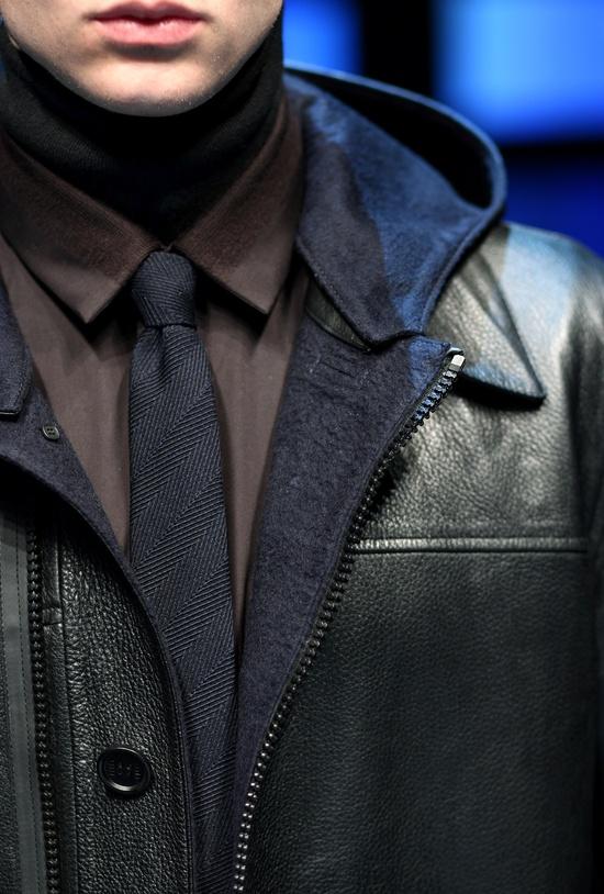 #FENDI Fall Winter 2012-13 Look 18  Close Up