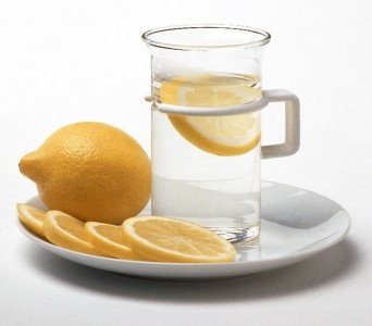 Superfoods 15. Hot Water & Lemon