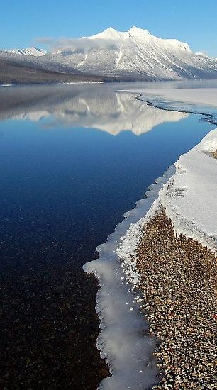 Lake McDonald- Glacier National Park, #Montana