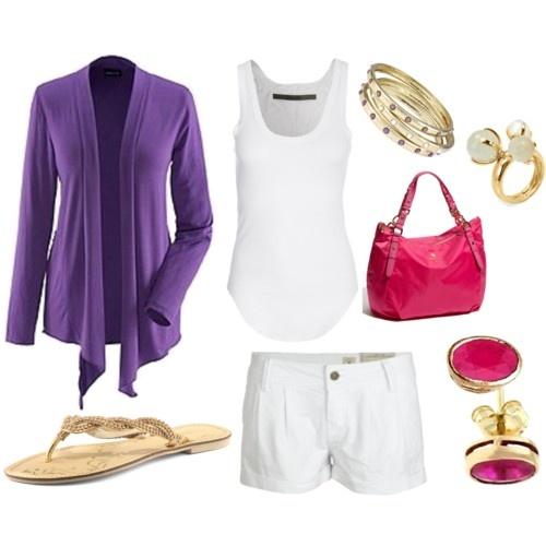 I love summer clothes!