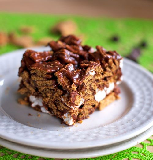 S'mores Bars... Wow