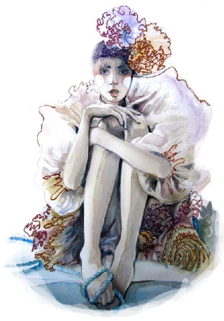 tim walker by paperfashion