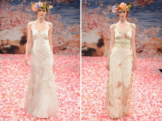 New York Bridal Week – Claire Pettibone Fall Collection 2013