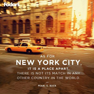 Why I love NYC...
