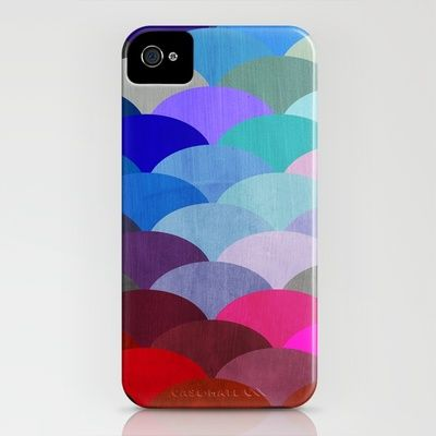 Scales iPhone case. $35