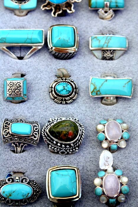i love turquoise jewelry Turquoise Jewelry LOVE to wear with my blue jeans!!!!