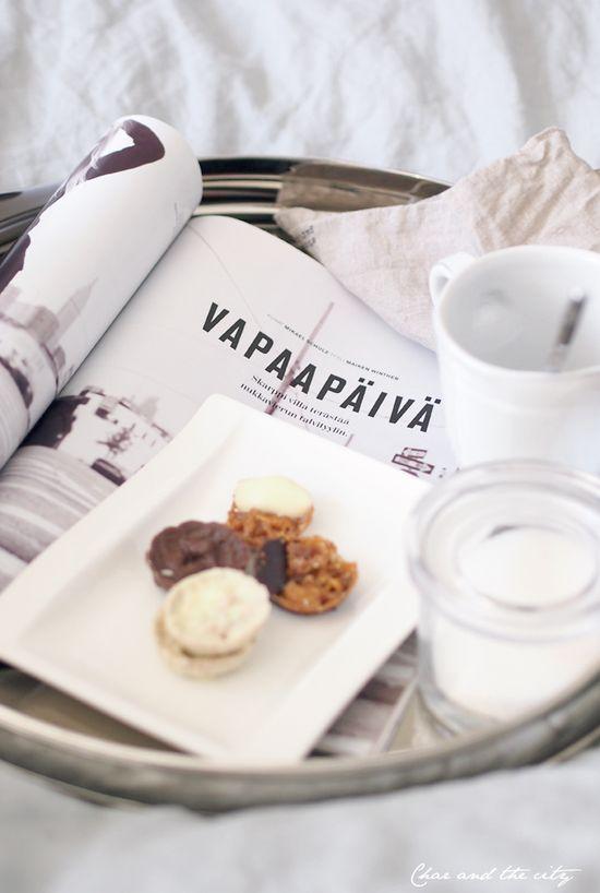 Coffee in bed  www.musclesgainer...