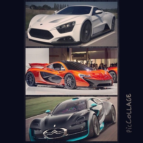 Name these badass cars!