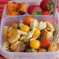 Lunchbox Survival Tips: Healthy recipe ideas to pack in your lunch box.