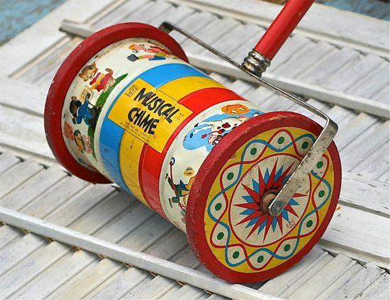 Musical Chimes Toy