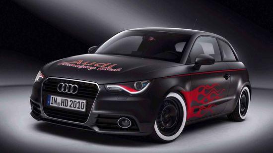 Tuning Audi Car