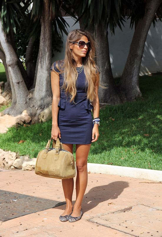 25 Trendy Street Style Dresses for the Summer, Combination from the dreams