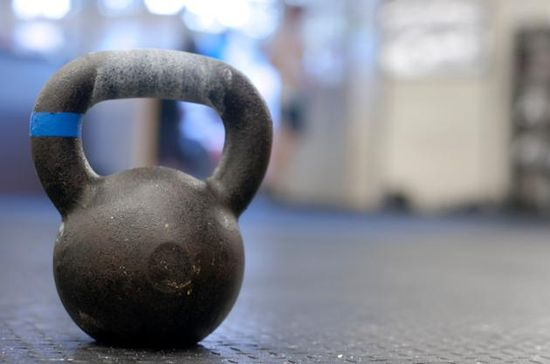 The 20-Minute Fat-Burning Kettlebell Complex  A full body workout in just 20 minutes with one kettlebell.