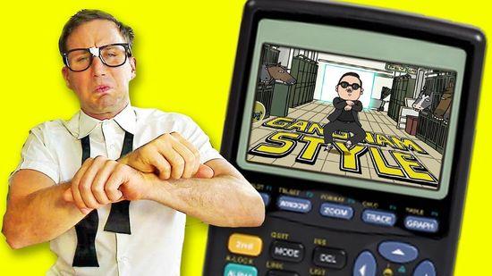 Gangnam Style for Math Nerds