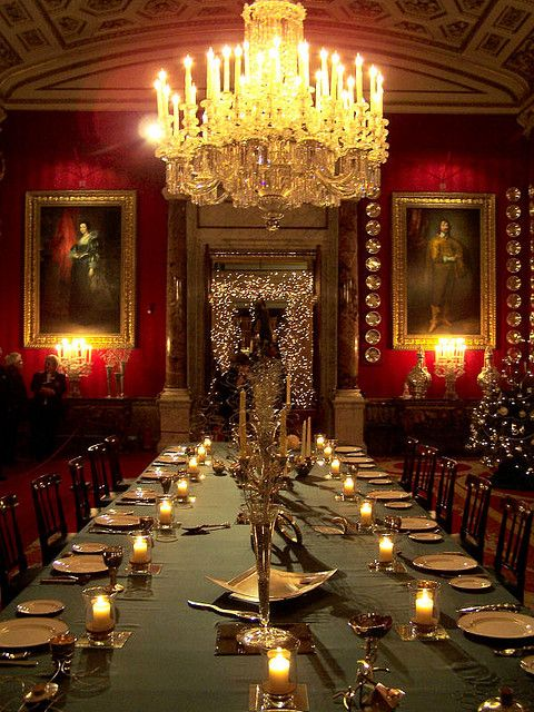 Dining Room, Chatsworth House