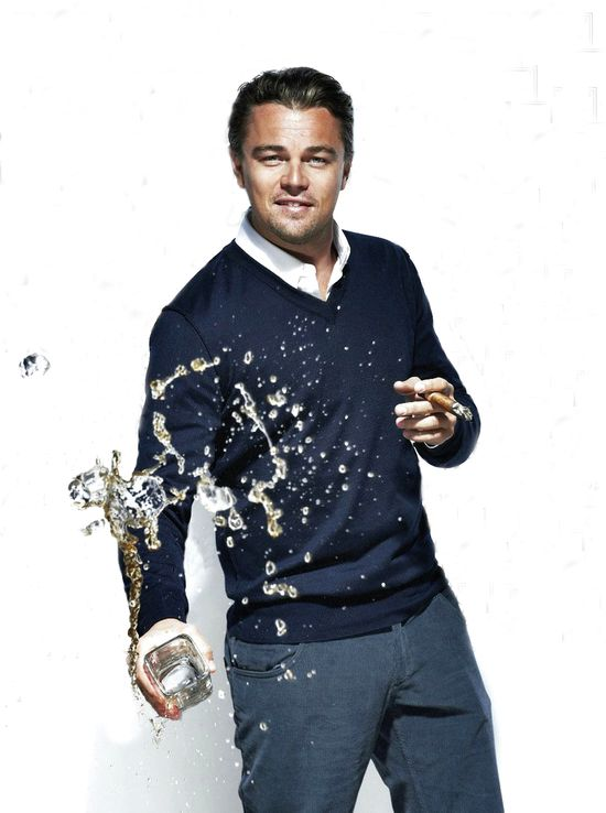 Leo DiCaprio - gorgeous man!