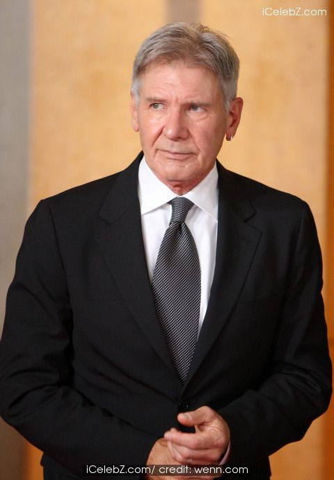 Harrison Ford 17th Annual Hollywood Film Awards Held at The Beverly Hilton Hotel See more www.icelebz.com/...