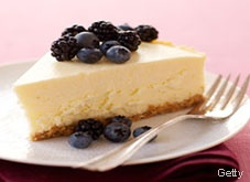 No bake cheescake