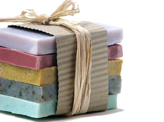 Soap Samples, Handmade, Vegan
