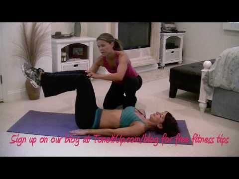 Best Ab Workout Circuit by Tone It Up
