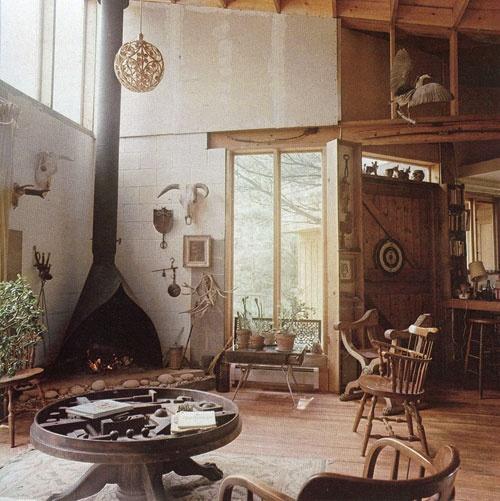 from Woodstock Handmade Houses - cozy, light, free