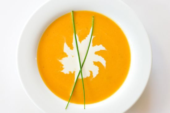 Crock Pot Butternut Squash Soup