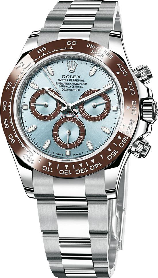 Rolex Cosmograph Daytona 2013 in Platinum