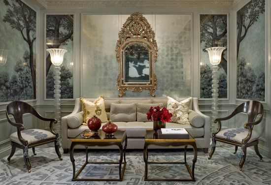 Suzanne Lovell Inc. - An Architectural Interior Design Firm