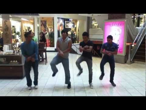 Woodfield Mall Does Gangnam Style - YouTube
