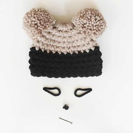 The Double Dipped Hat by Yokoo on Etsy, $60.00