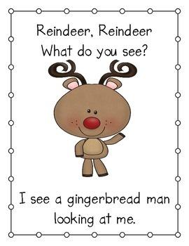 Reindeer, Reindeer (A Christmas Reader)