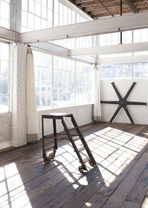 dream studio space.
