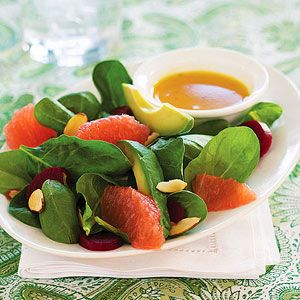 Grapefruit and Avocado: Grapefruit-Avocado Salad