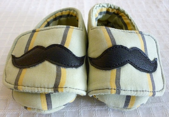 Mustache Baby Outfits