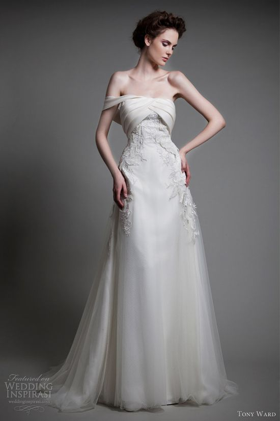 tony ward bridal 2013