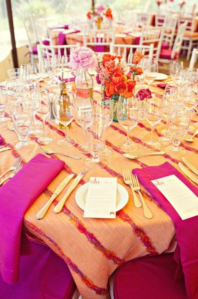 table #Romantic Elegance Collections