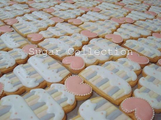 wedding cake cookies