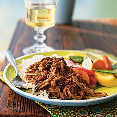 105 Slow Cooker recipes from Cooking Light!