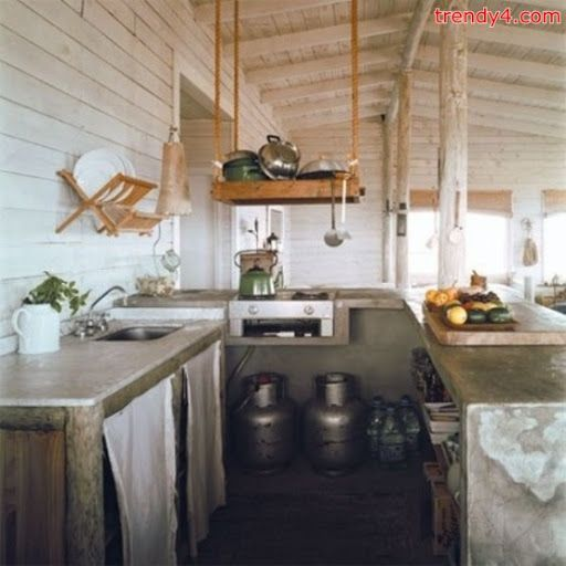 Retro Incredible Kitchen Designs 2013 2014
