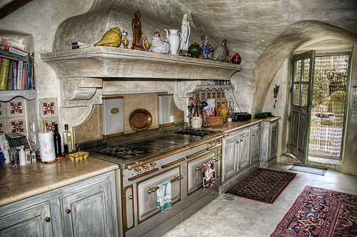 kitchen of my dream house