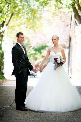 Contemporary Washington DC Wedding
