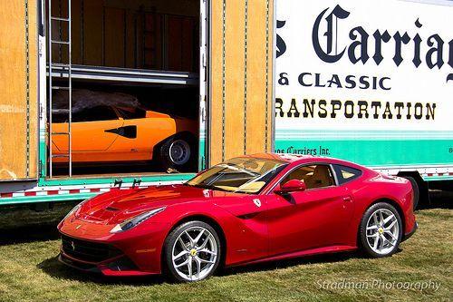 #Ferrari vs. #Lamborghini