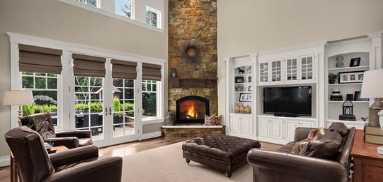 Gorgeous homes - design ideas