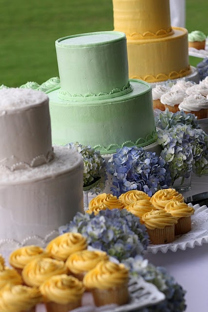 cake - like the borders